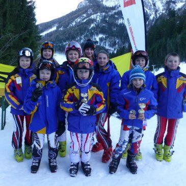 Erste Traunseecuprennen am Hochlecken – sehr erfolgreiches SSVT Racingteam
